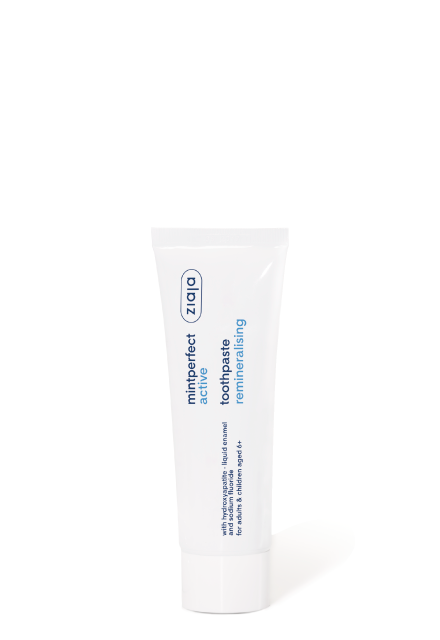 active pasta dentífrica remineralizante